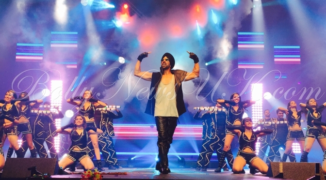 Spotted: Akshay Kumar performs in the US