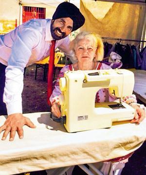 Akshay Singh is Bling