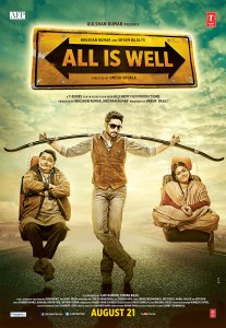 All is Well - UK Release B4U (1)