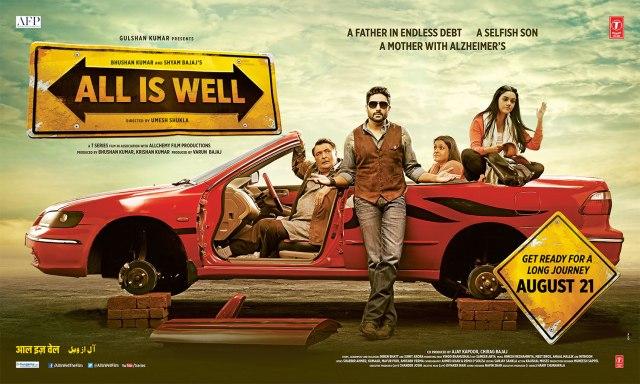 All is Well - UK Release B4U (2)