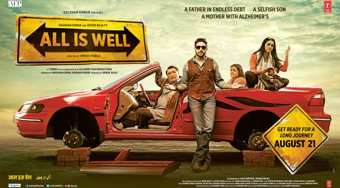 B4U to release 'All is Well' in UK cinemas on 21st August