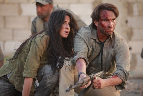Katrina Kaif & Saif Ali Khan in Phantom