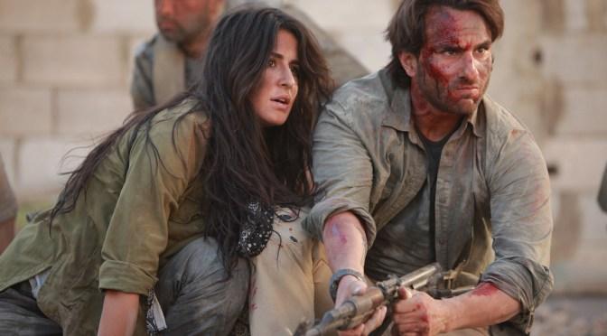Phantom: When Katrina Kaif wanted to fire guns!