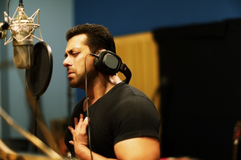 Salman_Hero Recording