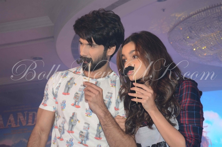 Gulaabo - Launch - Alia Bhatt, Shahid Kapoor, 20th Century Fox, Shaandar, Canvas International (1)