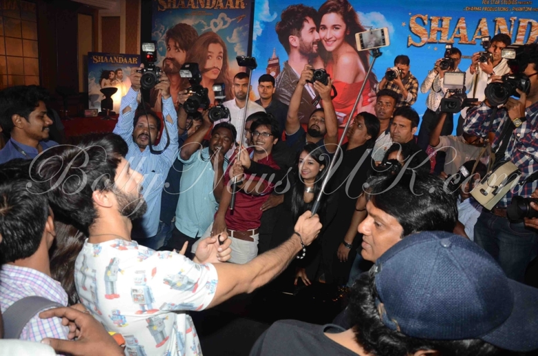 Gulaabo - Launch - Alia Bhatt, Shahid Kapoor, 20th Century Fox, Shaandar, Canvas International (2)