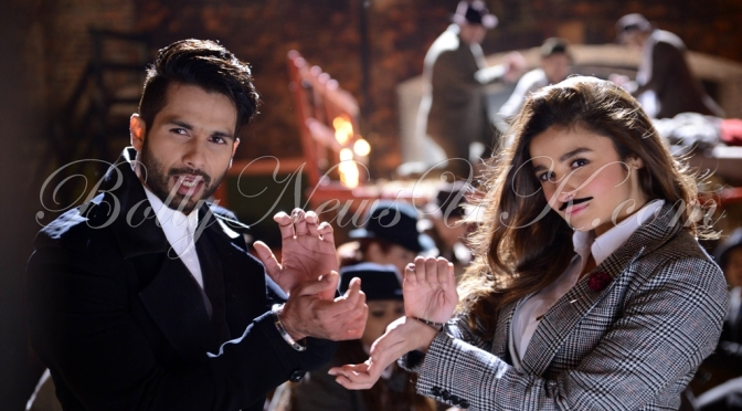 Alia & Shahid launch 'Gulaabo' from 'Shaandar'