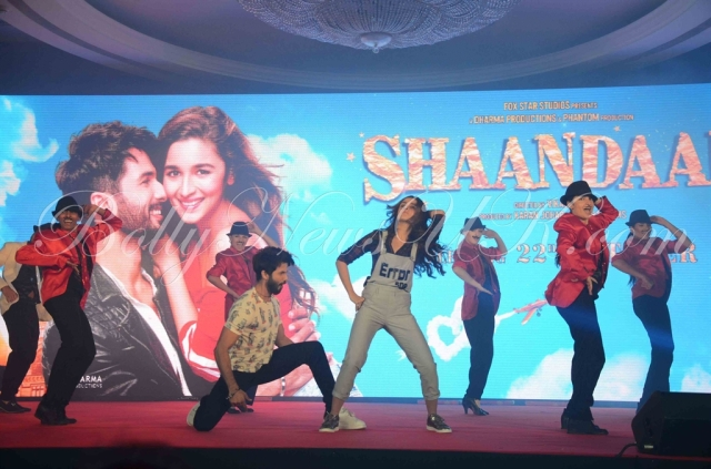 Gulaabo - Launch - Alia Bhatt, Shahid Kapoor, 20th Century Fox, Shaandar, Canvas International (5)