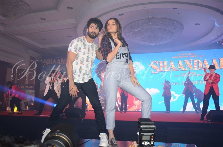 Gulaabo - Launch - Alia Bhatt, Shahid Kapoor, 20th Century Fox, Shaandar, Canvas International (6)
