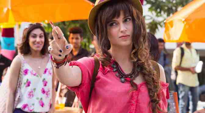 Q&A: Kangana Ranaut on 'Katti Batti'