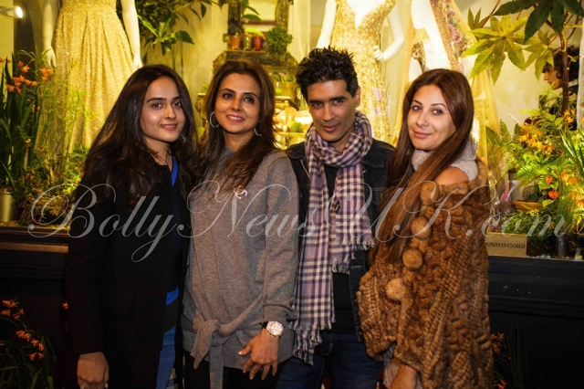 Manish Malhotra at Aashni (1)