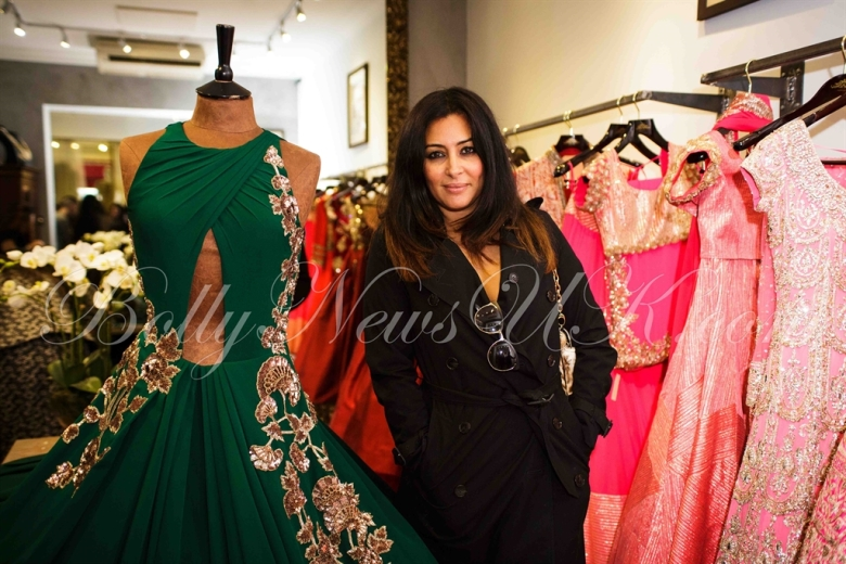 Manish Malhotra at Aashni (4)