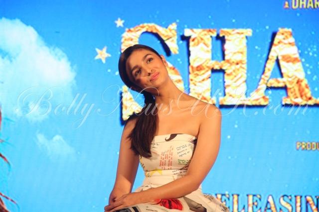Shaam Shaandar Launch - Alia Bhatt, Shahid Kapoor - 20th Century Fox (2)