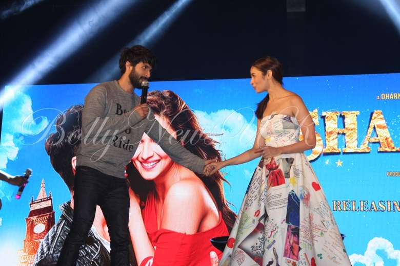 Shaam Shaandar Launch - Alia Bhatt, Shahid Kapoor - 20th Century Fox (9)