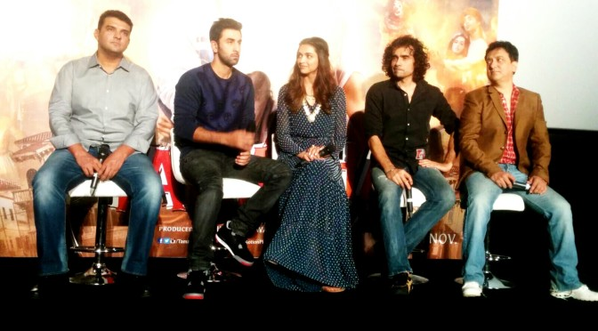 'Tamasha' trailer launched