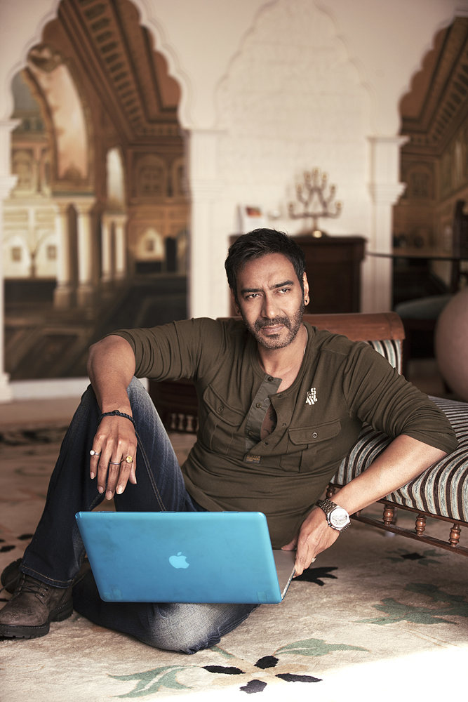 Ajay Devgn Photo Courtesy - Jitu Savlani (2)