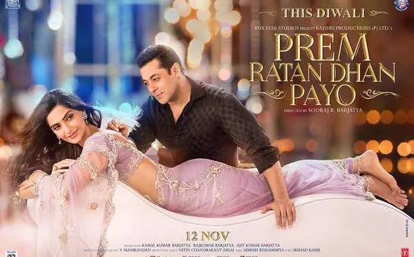 Fox to release 'Prem Ratan Dhan Payo' in UK cinemas on 12th November