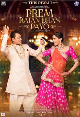 Prem Ratan Dhan Payo UK Release