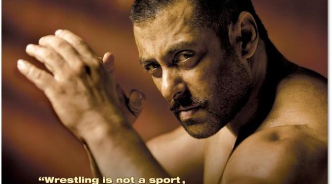 First Look: Salman Khan in and as 'Sultan'