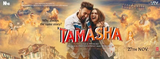 Tamasha UK Release