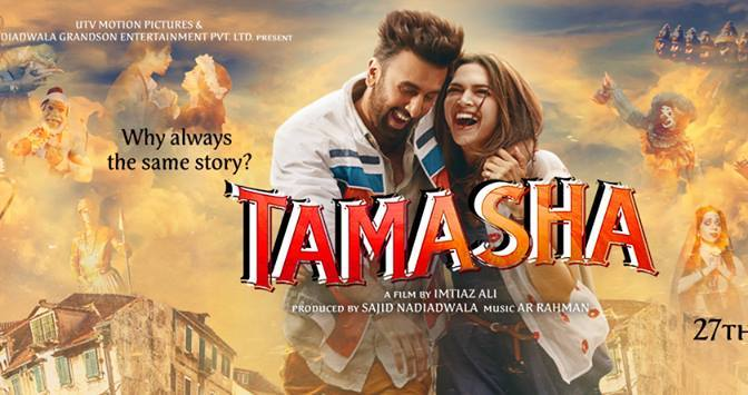 TAMASHA – Coming to UK cinemas on 27th November