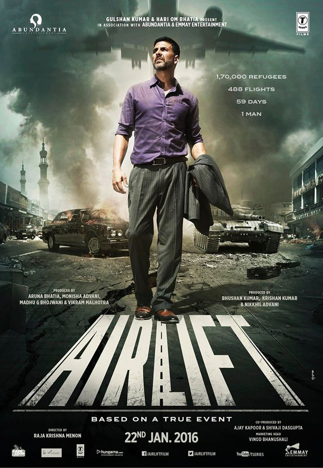 AIRLIFT POSTER