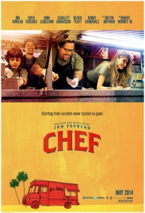 Chef Film - Poster