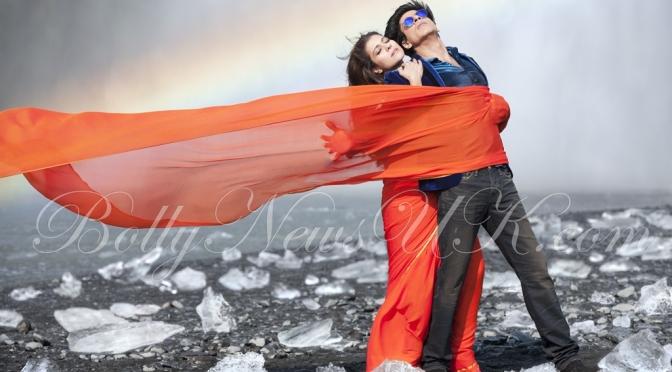 Watch: SRK & Kajol romance in 'Gerua' from #Dilwale