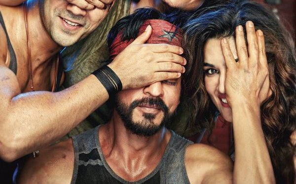 Exclusive Sneak Peek in London: #Dilwale soundtrack