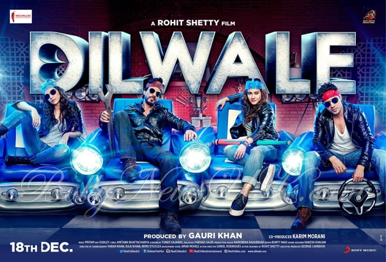 Dilwale UK Release - Red Chillies Entertainment (1)