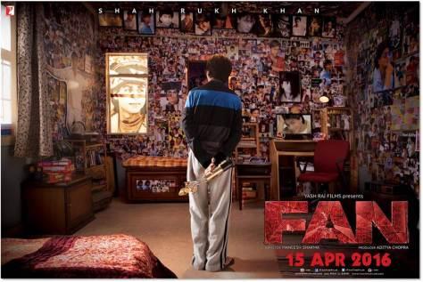 FAN UK Release - Yash Raj Films