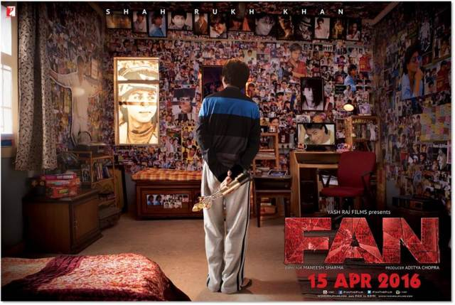FAN UK Release - Yash Raj Films