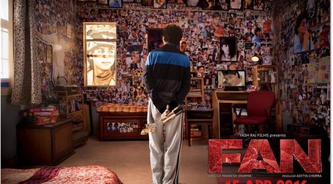 YRF release second #IAmGaurav 'FAN' teaser