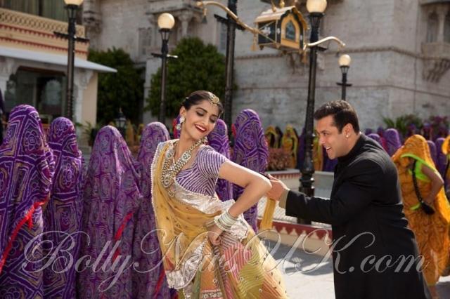 Sonam & Salman
