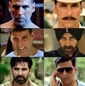 Akshay Kumar_looks