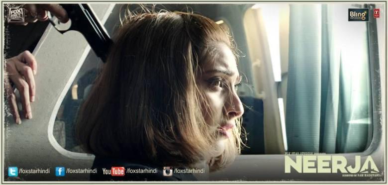 Neerja - Sonam Kapoor - UK Release