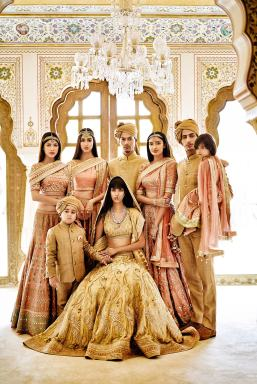 The Wedding Diaries by Anita Dongre - Pheras