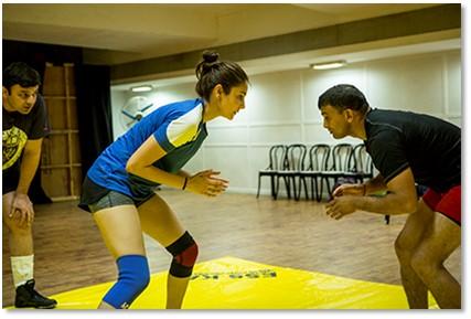 Anushka Sharma trains for 'Sultan'