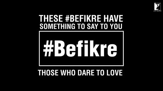 Befikre to release in UK cinemas on 9th December 2016