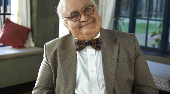 An '85-year-old' Rishi Kapoor in 'Kapoor & Sons'
