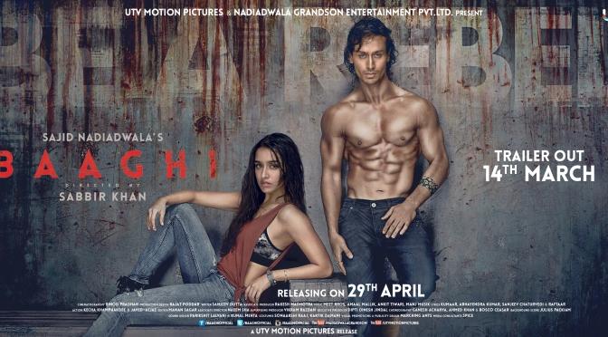 UTV to release 'Baaghi' in UK cinemas