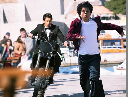 Yash Raj Films discovers Croatia for SRK's 'FAN'