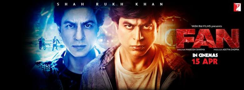 FAN UK - Shah Rukh Khan