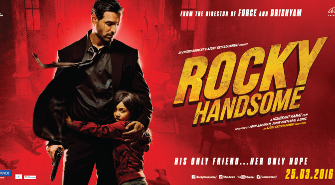 John Abraham sings for 'Rocky Handsome'