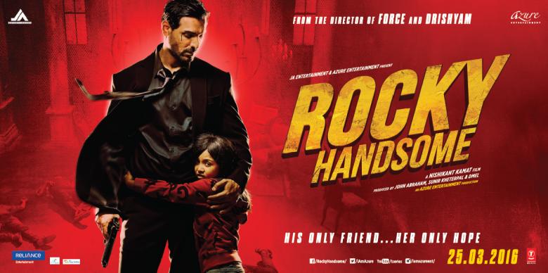 Rocky Handsome Film Poster 1
