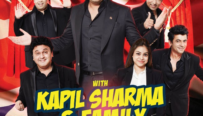 Kapil Sharma's first UK Live Concert; 'The Comedy Show'