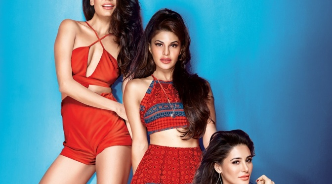 'Girls Just Want To Have Fun' in Housefull 3