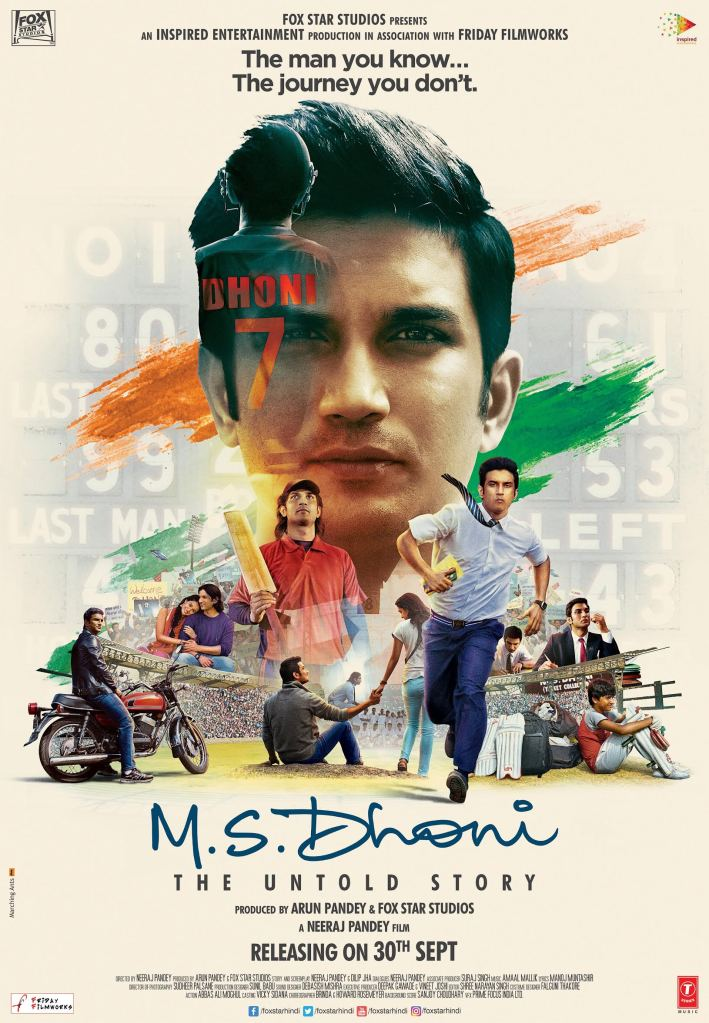20thCentury Fox UK M.S. Dhoni - The Untold Story
