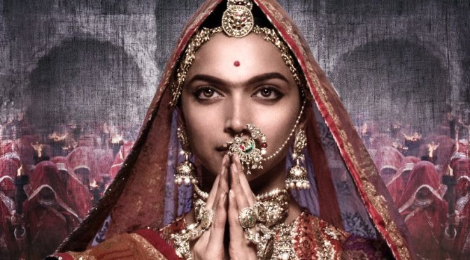 'Padmaavat' protests continue in India, UK release unaffected
