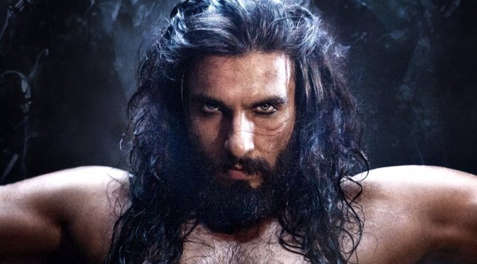 Paramount Pictures UK to release 'Padmaavat'  on 25th January 2018